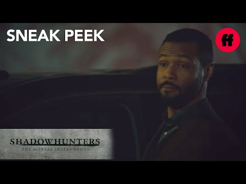 Shadowhunters | Season 2, Episode 14 Sneak Peek: Anonymous Offers To Help Kill Valentine | Freeform