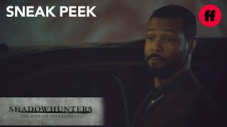 Shadowhunters | Season 2, Episode 14 Sneak Peek: Anonymous Offers To Help Kill Valentine | Freeform