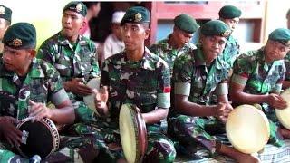Bapak TNI Ini BerShalawat   Merdu & Menenteramkan Hati.MP3