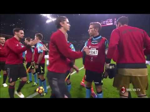 Highlights AC Milan-Juventus FC 23rd October 2016 Serie A