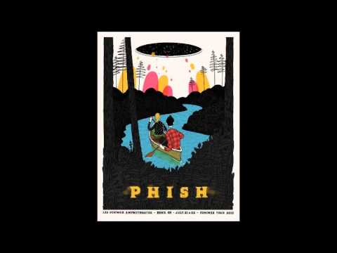Phish Bend, OR 2015  No Man's Land - Weekapaug - Boogie On