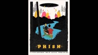 Phish Bend, OR 2015  No Man