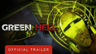 Green Hell - Spirits of Amazonia Official Reveal Trailer
