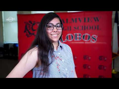 La Joya Palmview High School Salutatorian