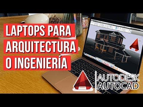 5 LAPTOPS PARA ARQUITECTOS - Como Elegir Una Buena Laptop Para Arquitectura O Ingenieria