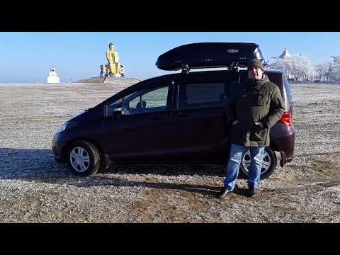 Отзыв Honda Freed 2011 год и Азия Импорт Омск