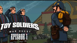 toy Soldiers War Chest: Tutorial with Kaiser Wilhelm PS4 Gameplay
