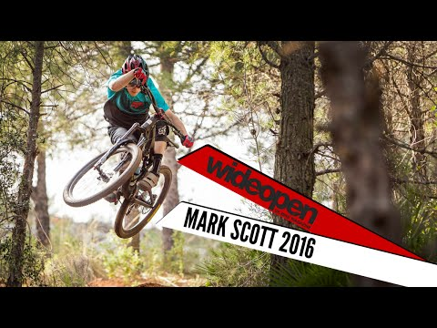 Mark Scott 2016: pre-season shredding and the new Santa Cruz team