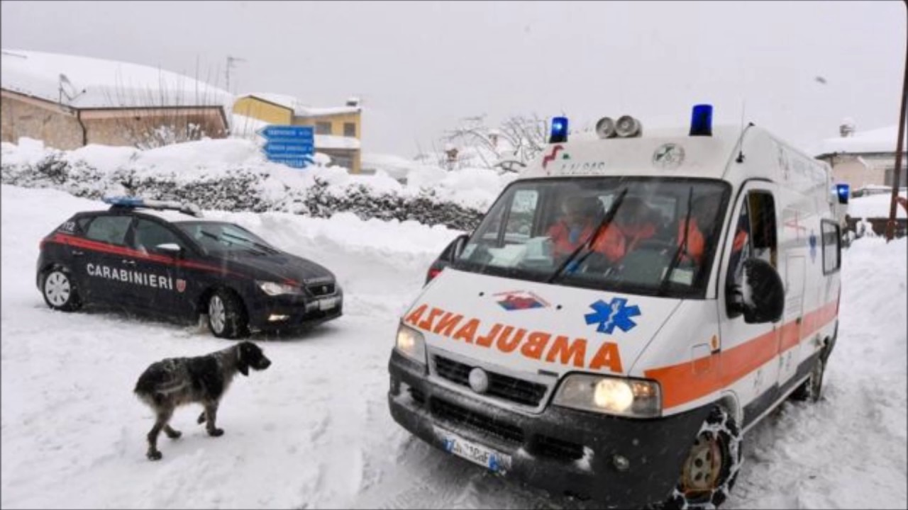 Rigopiano hotel avalanche first funerals as search goes on bbc news - Italy Avalanche In Hotel Rigopiano In Abruzzo