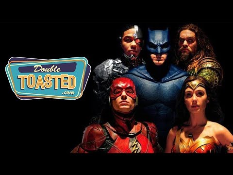 JUSTICE LEAGUE DISAPPOINTS - HOW TO FIX THE DCEU - Double Toasted