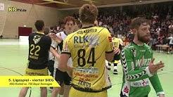 KR-TV.de 0236 5. Spiel - vierter Sieg - HSG Krefeld vs. Bayer Dormagen