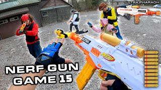 NERF GUN GAME 15.0   (Nerf First Person Shooter!)