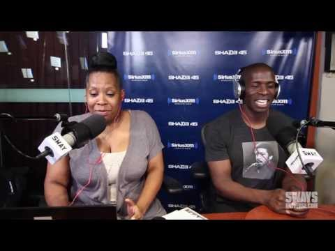 "Comedian Godfrey Discusses Being Roommates with Mike Epps, His Gameshow ""Bullseye"" & Side Chicks"