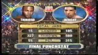 """Felix """"Tito"""" Trinidad vs Ronald """"Winky"""" Wright"""