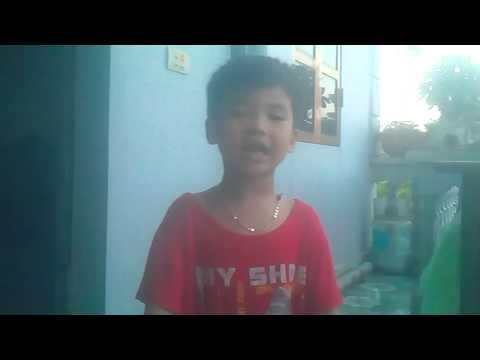 Cháu Đào Huy Phát 5 tuổi vs bài thơ Em Yêu Nhà Em