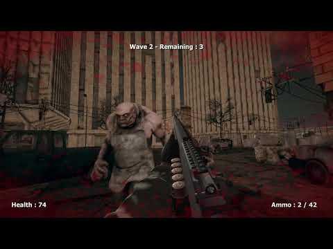 Страх разрушенного города Fear Ruined City 2