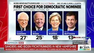 Democratic candidates' next battleground is New Hampshire
