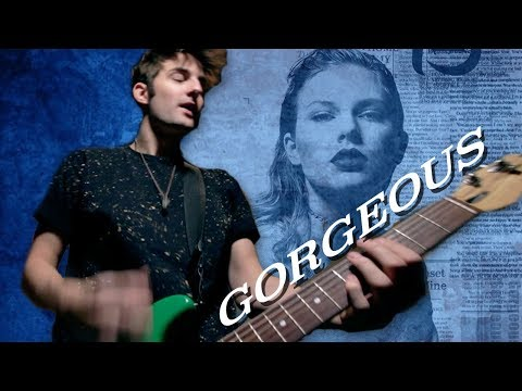 "Taylor Swift ""Gorgeous"" (Pop Punk Cover)"