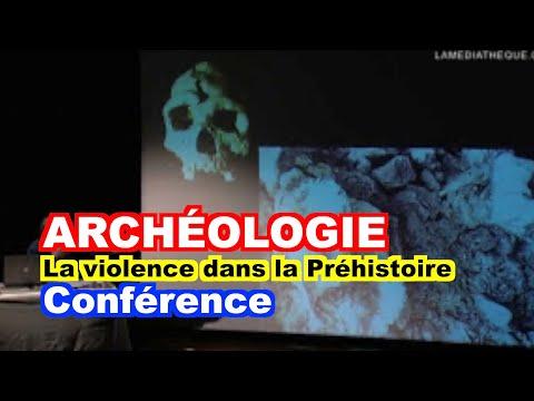 CONFERENCE : « L'Affaire Téviec » et la violence dans la Préhistoire par Jean Guilaine.
