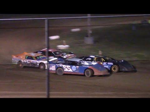 Open Stock Heat Two | Mercer Raceway Park | 3-25-17