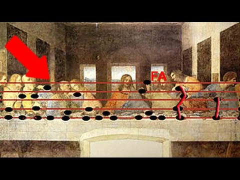 7 SECRET Messages Hidden in Famous Art
