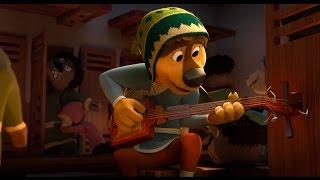 Рок Дог / Rock Dog (2017) Второй дублированный трейлер HD