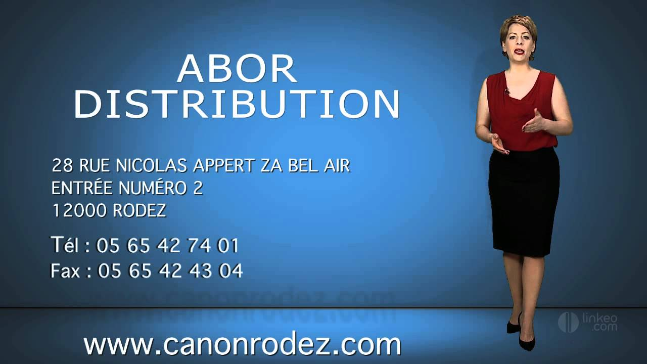 abor distribution fournitures et mobilier de bureau sur rodez 12 youtube. Black Bedroom Furniture Sets. Home Design Ideas