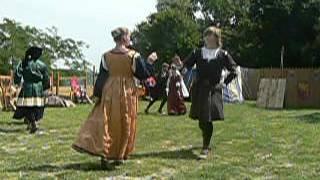 Contrapasso Historical Dance Ensemble - Rostiboli Gioioso