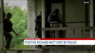 New York prison escapee shot dead