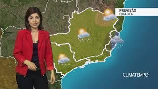 Previsão Sudeste – Umidade alta e mais pancadas de chuva