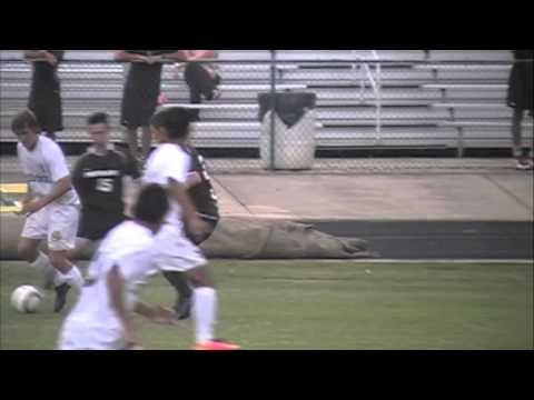 Clinton Dillow #3.  Soccer Recruiting Video - Porter Ridge High School 2015