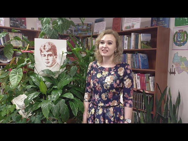 Изображение предпросмотра прочтения – АнастасияРомашкина читает произведение «Капли» С.А.Есенина