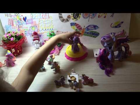 видео обои лошадь дракон
