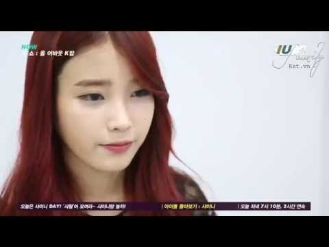 Vietsub IU   Interview The Red Shoes @ SBS MTV The Show 29 10 13