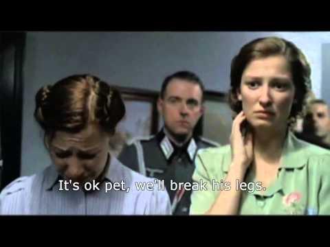 Hitler finds out Messi broke Gerd Muller's record