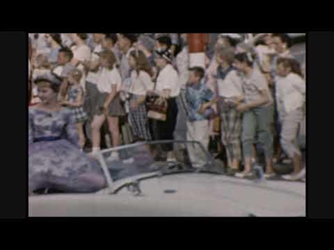 Nelson BC Midsummer Bonspiel Parade 1960