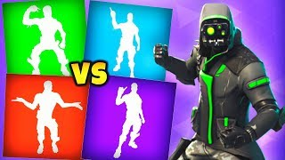 *NEW* LEAKED FORTNITE SEASON 5 DANCES / EMOTES & SKINS!! (v5.1 Update)