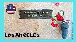 Marilyn Monroe s grave, Westwood Memorial Park, Los Angeles