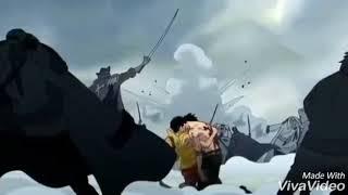 La muerte de Ace y el dolor de Luffy , Garp y Barba Blanca Amv