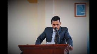 TEMA: Dios Fortificó A Sus Hijos. Pastor John Macasaet. 21/04/2018