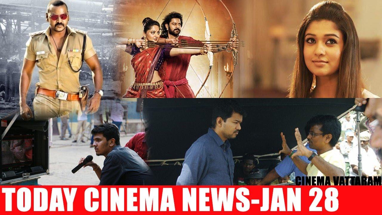 Bahubali 2 New Poster, Motta Shiva Ketta Shiva Trailer, Sabash Naidu | Cinema Vattaram | Tamil