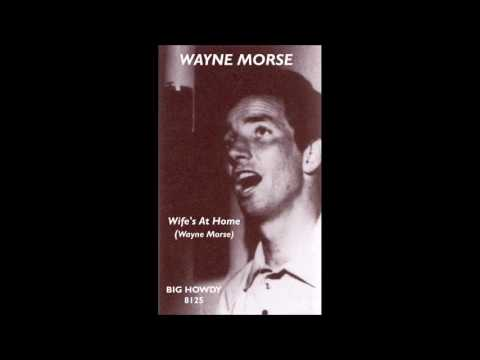 Wayne Morse - Wife