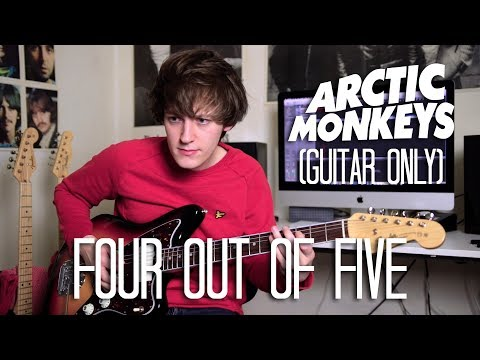 Four Out Of Five - Arctic Monkeys Cover (Tranquility Base Hotel + Casino Album Cover)
