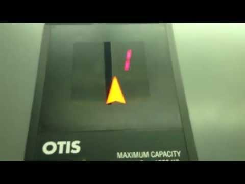 Otis elevator - Art & Design Center (ADC) - Chatham University - Shadyside, Pittsburgh, PA