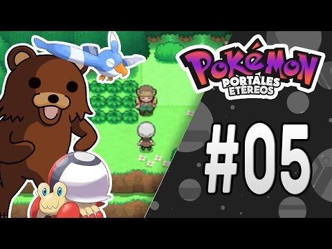 ¡EL VIOLADOR DE PUEBLO AUKLET! |  #5 Pokémon Portales Etéreos en Español - Grillo&Lugre