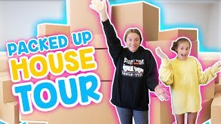 Packed Up House Tour! Its R Life
