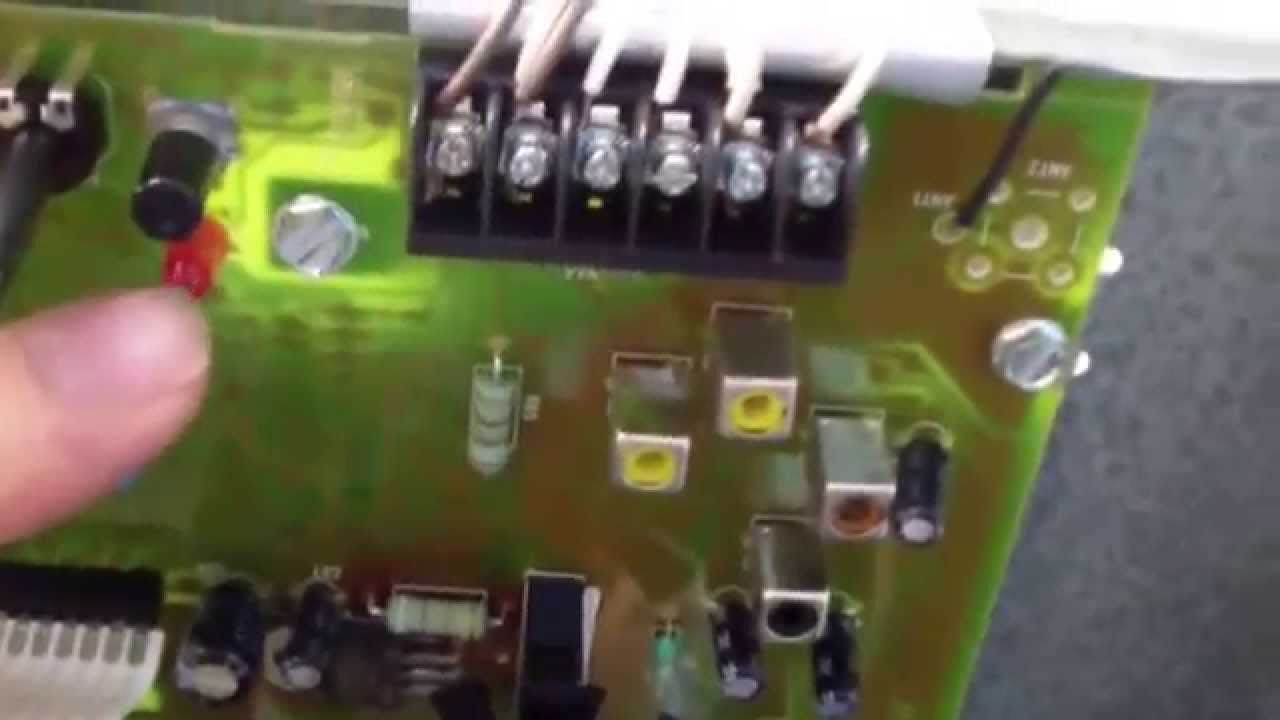 genie excelerator garage door opener repair [ 1280 x 720 Pixel ]