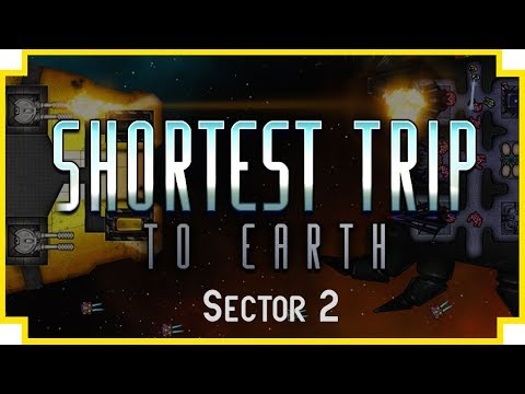 Shortest Trip To Earth - Sector 2 - (Spaceship Simulator (Survival / Roguelike Game)