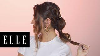 Learn 4 Festival Hairstyles from Celebrity Hairstylist Justine Marjan
