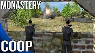 Soldiers Heroes of World War II - Coop Part 2 - Monastery - USSR Campaign